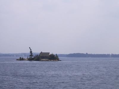 1ère île