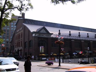 Halle de Saint Lawrence Market