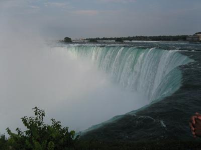Chutes de Niagara Canadiennes