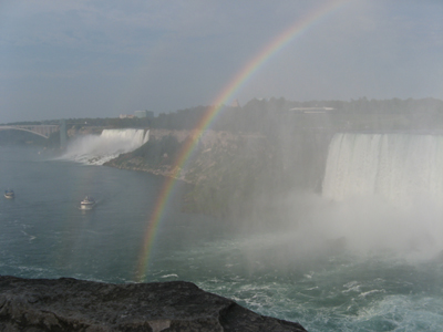 Chutes de Niagara US