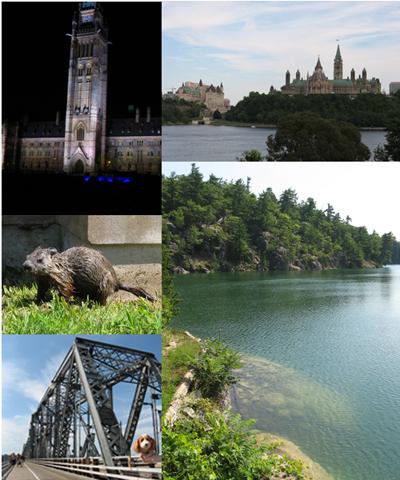 souvenirs d'Ottawa
