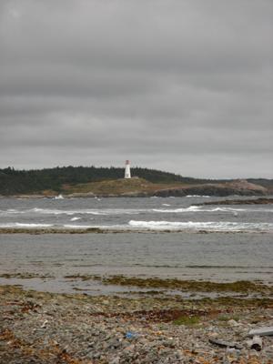 Paysages autour de Louisbourg