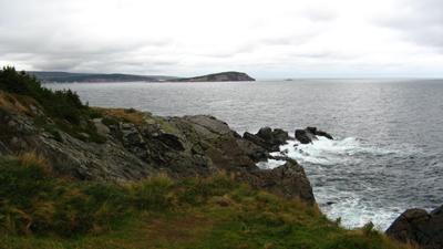 Paysage de Cabot Trail