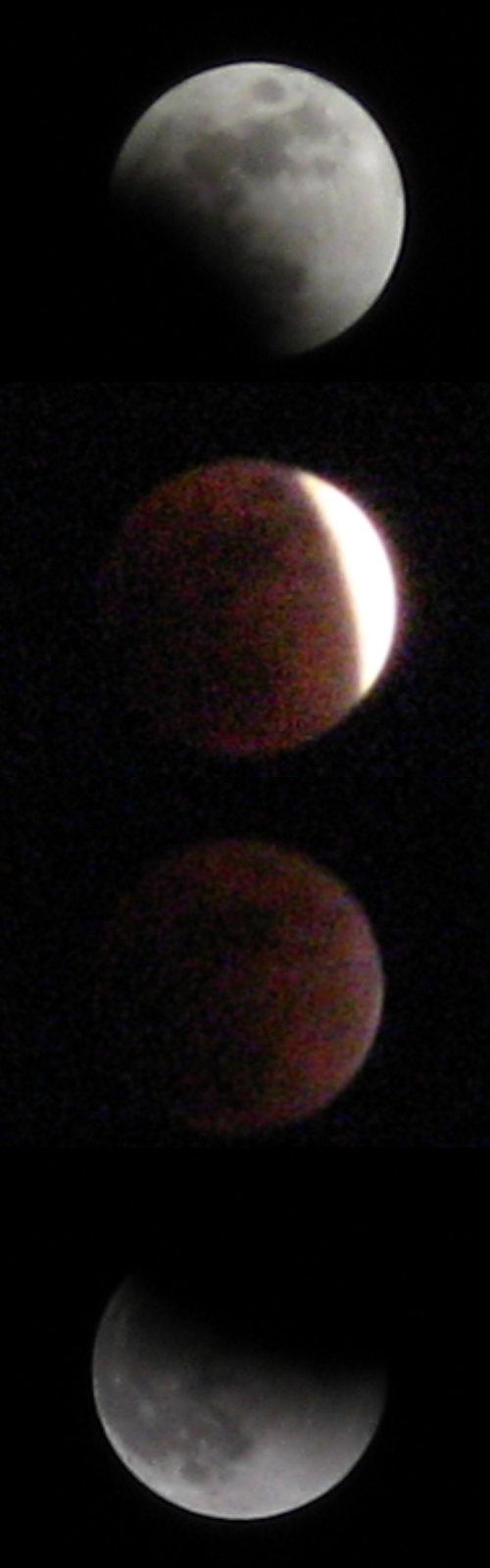 20 février 2008 éclipse de Lune totale