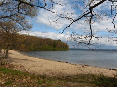 Killbear beach