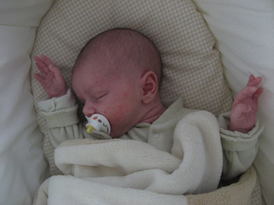 Augustin endormi