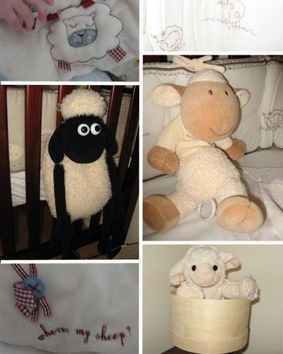 moutons partout