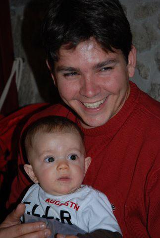 Julien et Augustin